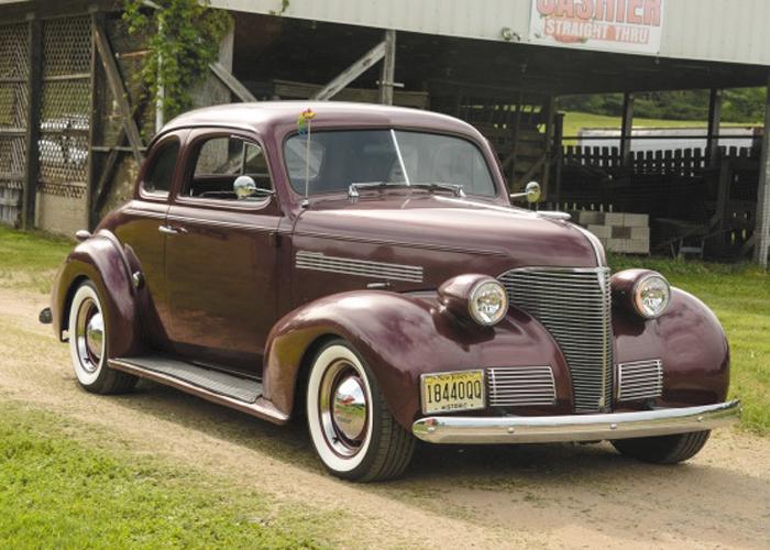 1930 Chevrolet Coupe Autographic S Automotive Report