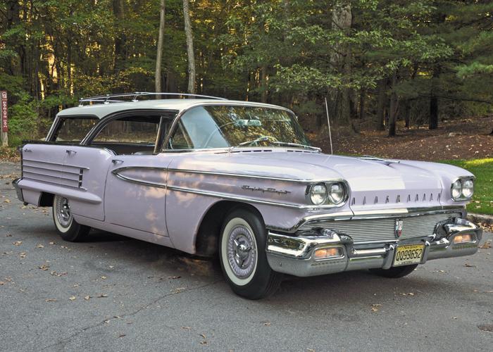 1958 Olds 88 Fiesta | AutoGraphic's Automotive Report