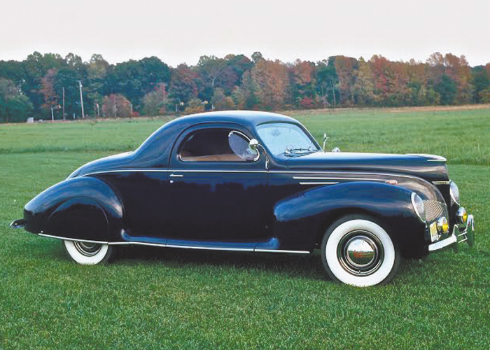 V12 Less Project 1937 Lincoln Zephyr Coupe Bring A Trailer